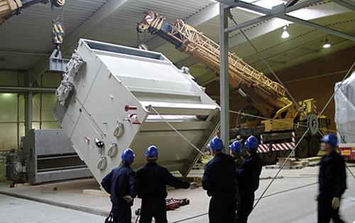 Монтаж промышленного и технологического оборудования в Самаре