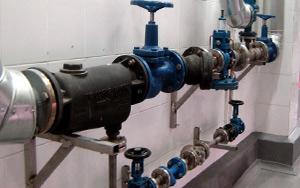 Трубопроводы водоснабжения